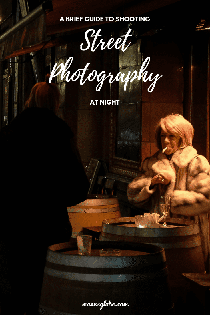 A Brief Guide to shooting Street Photography at Night | Man