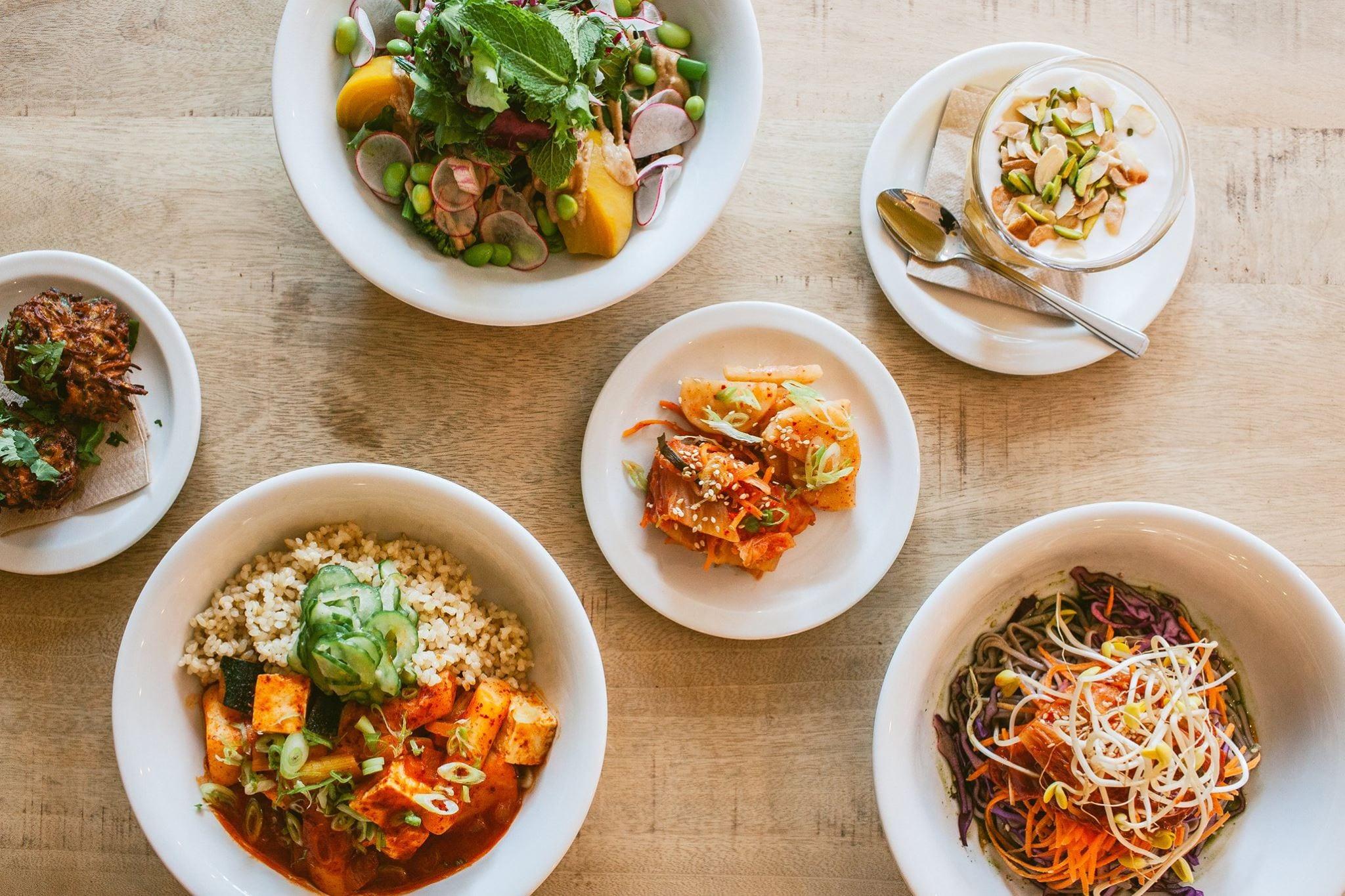 5 Places To Eat Great Vegan Food In Bristol Man Vs Globe